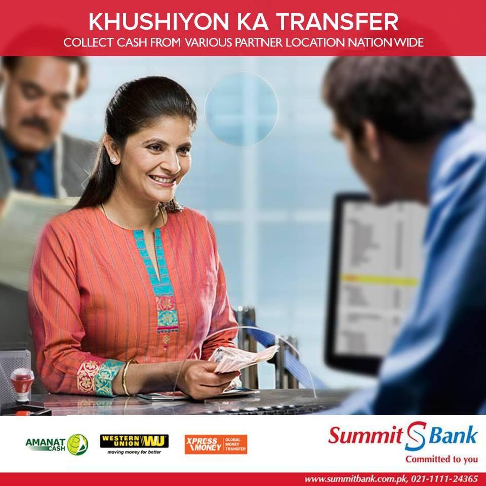 Summit Bank Ltd - Lahore Wheelchairs