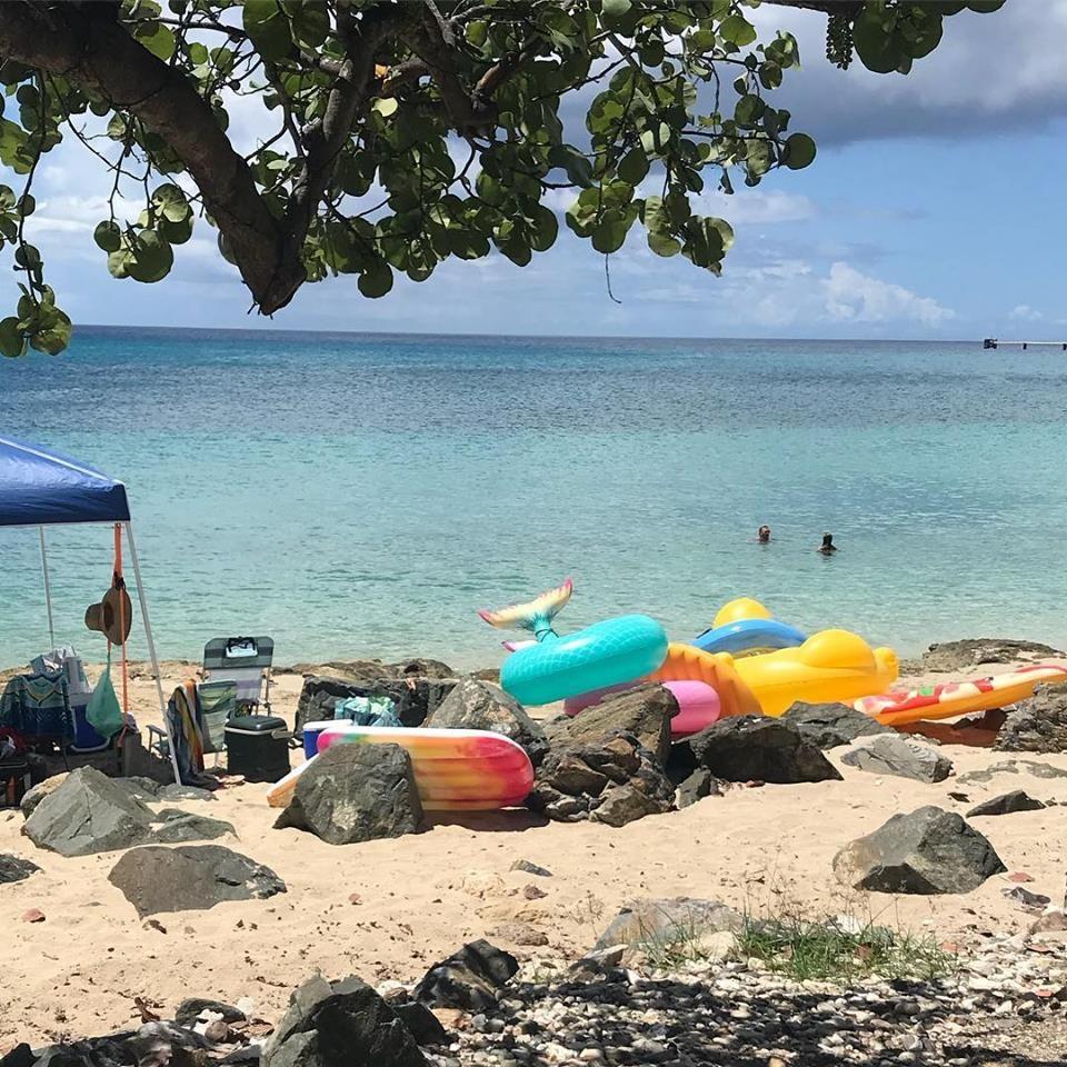 Louie & Nacho's Beach Bar - St Croix Reservations