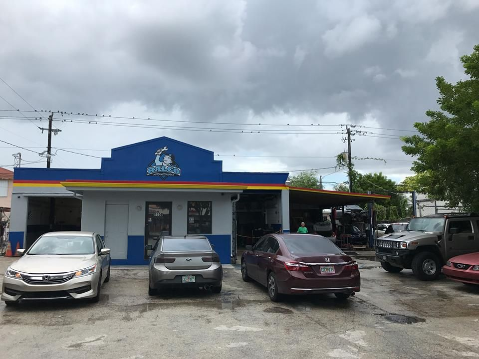 Ralco Auto Mechanics - Hialeah Establishment