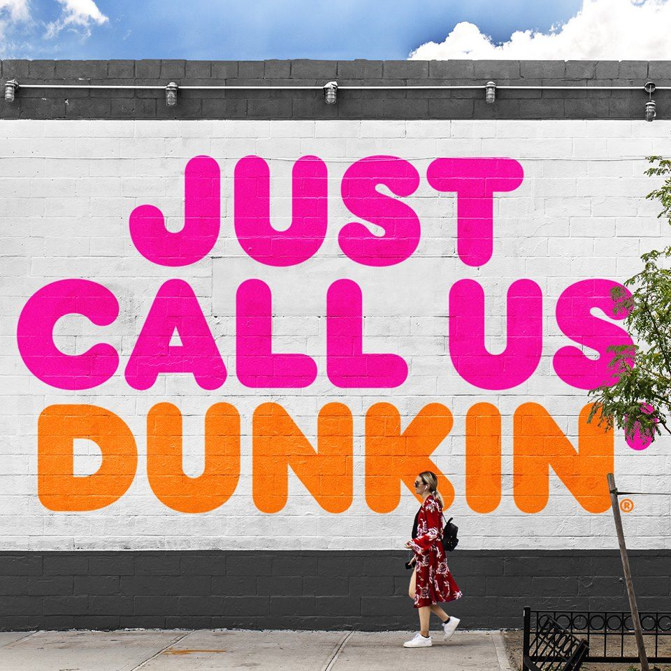 Dunkin' Donuts Relationship