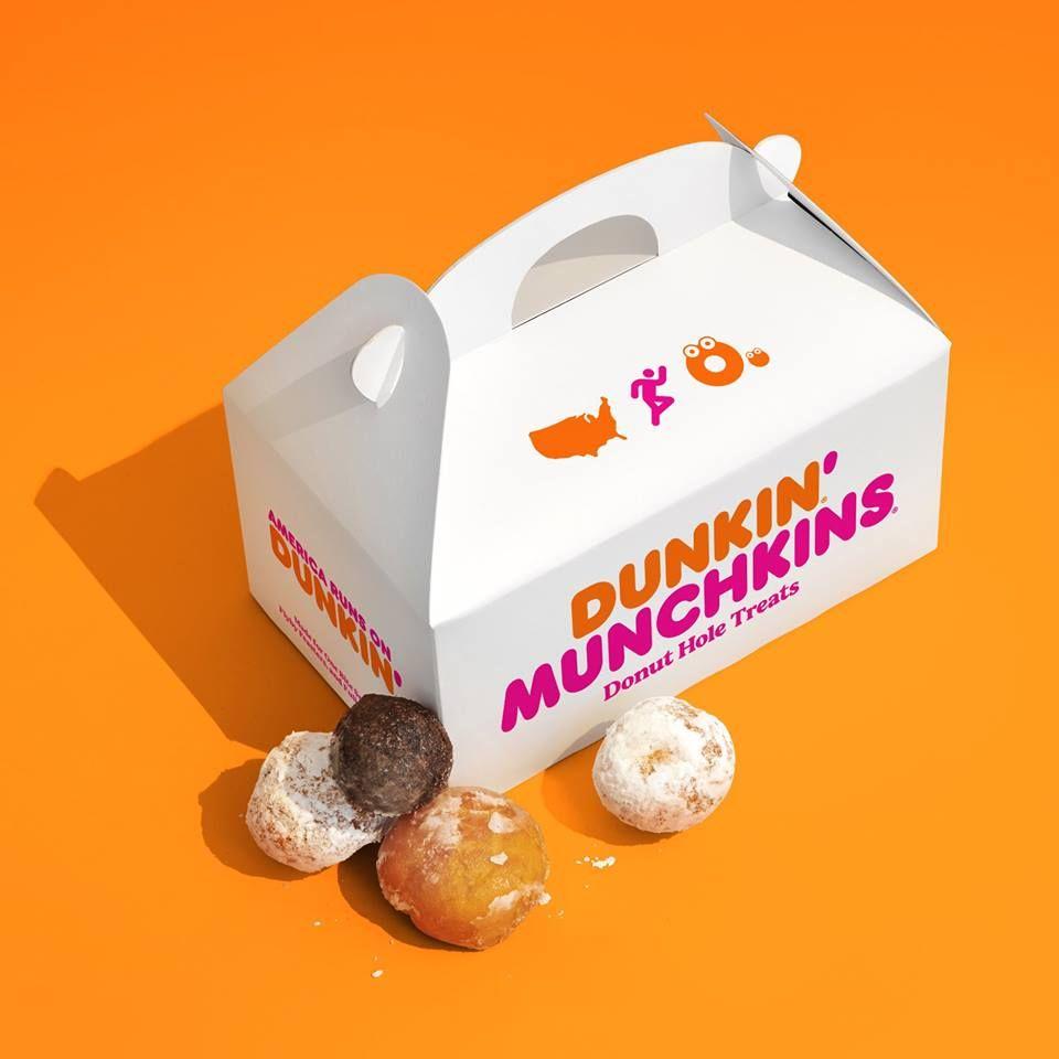 Dunkin' Donuts Webpagedepot