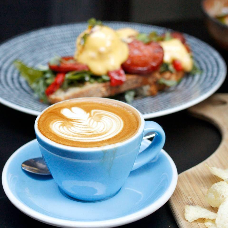 Amble Cafe - Melbourne Establishment