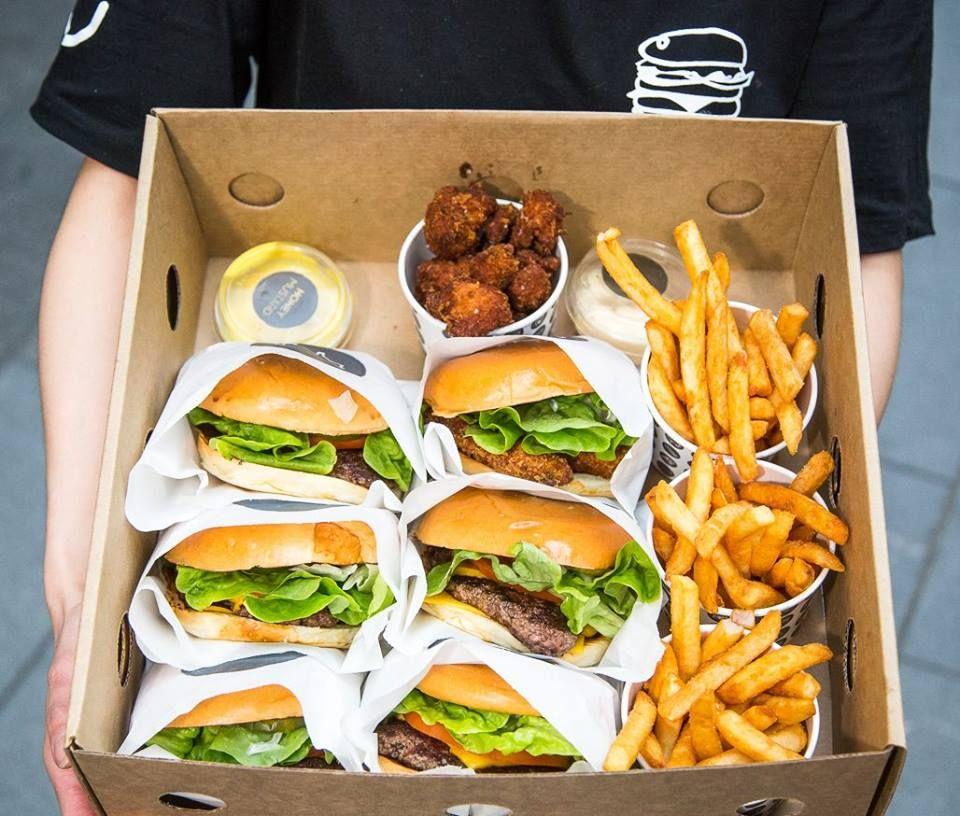 Burger Project St Collins Lane - Melbourne Maintenance