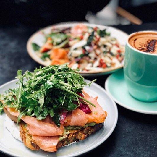 Seedling Cafe - Melbourne Comfortable