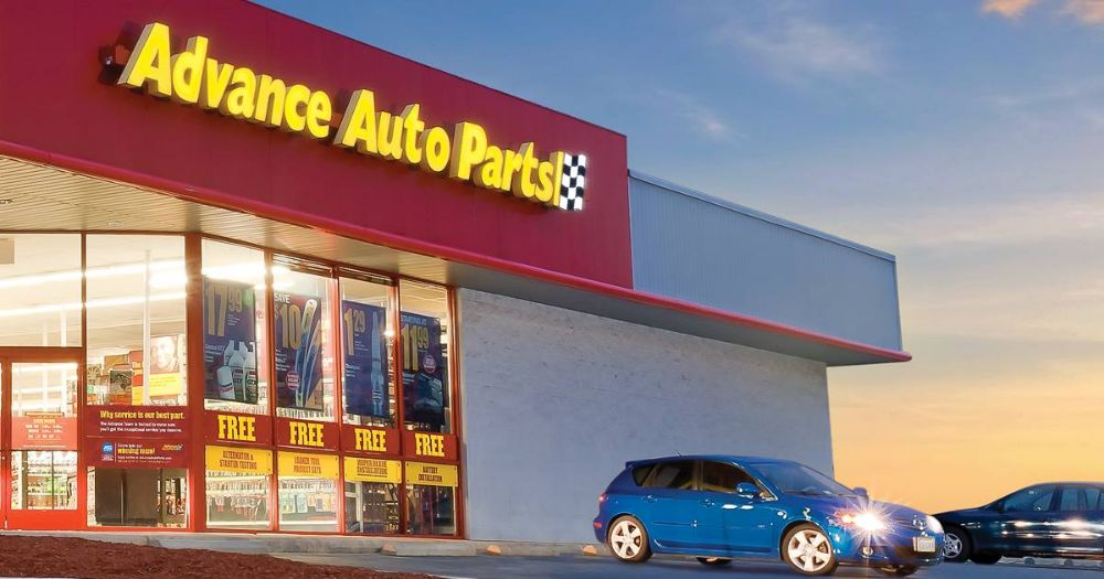 Advance Auto Parts - Tamiami Suspension