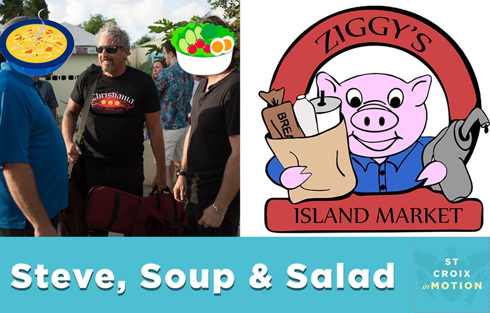 Ziggy's Island Market, LLC - St Croix Information