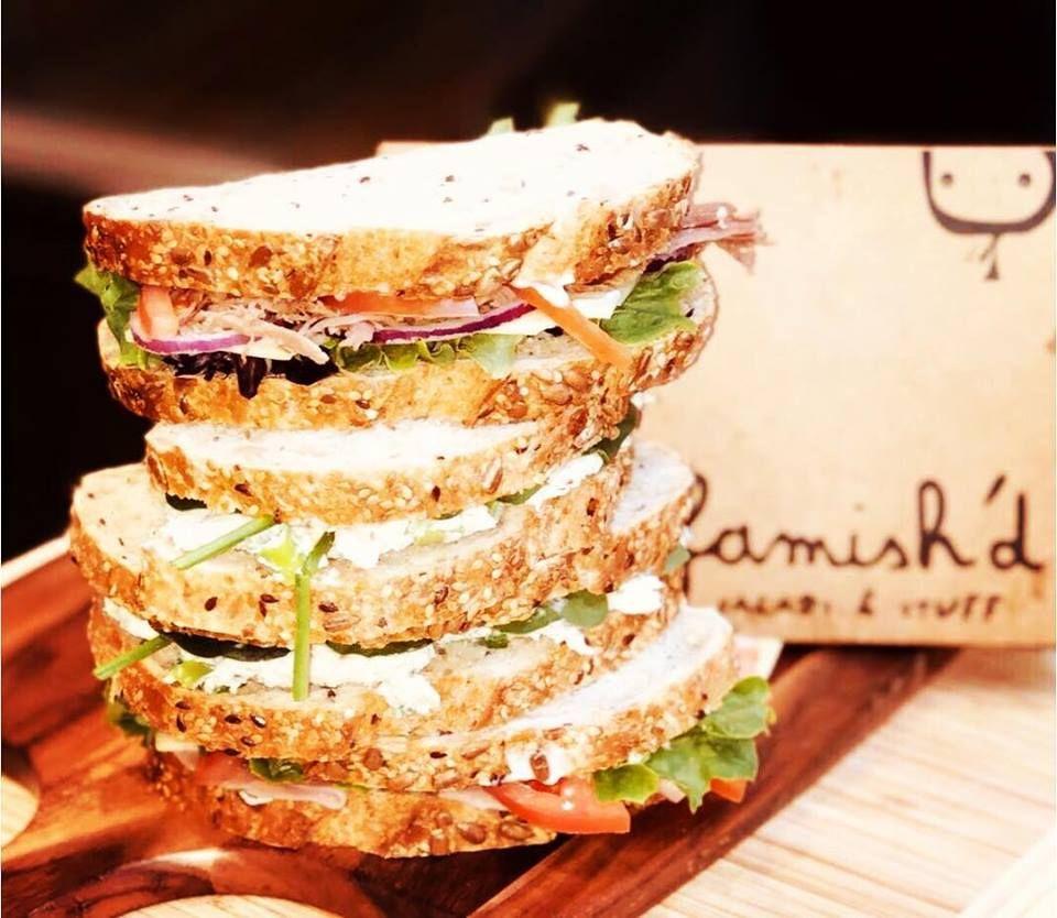 Famish'd Salads & Stuff - Melbourne Nutritious
