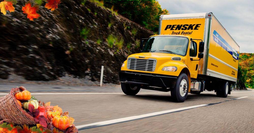 Penske Truck Rental - Hialeah Providing
