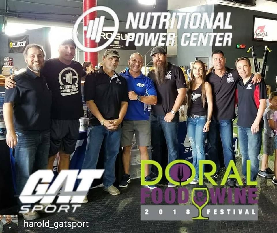 Nutritional Power Center - Tamiami Informative