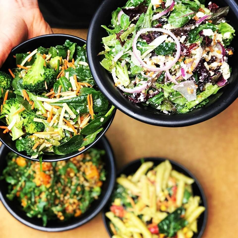 Famish'd Salads & Stuff - Melbourne Facilities