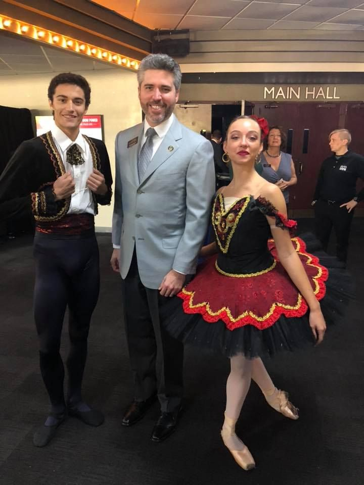Orlando Ballet School - Central Campus Information