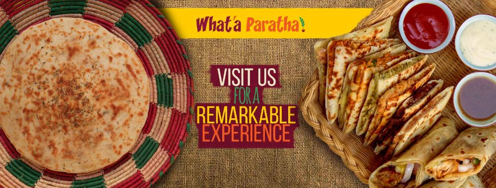 What'a Paratha - Lahore Affordability