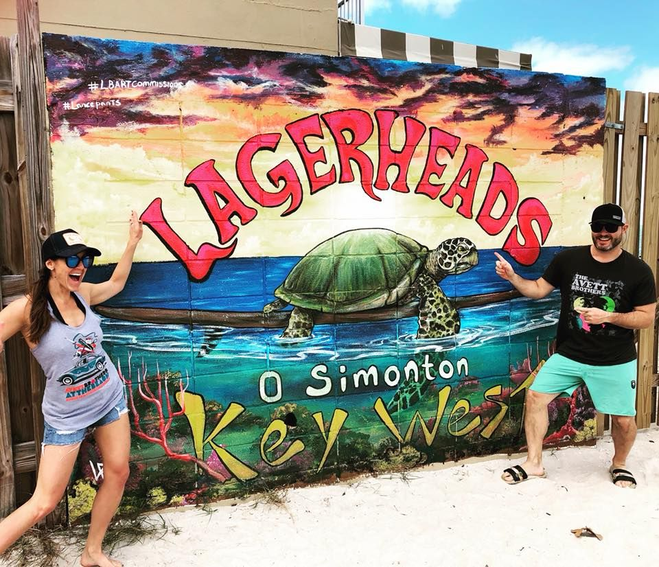 Lagerheads Beach Bar & Watersports - Key West Webpagedepot
