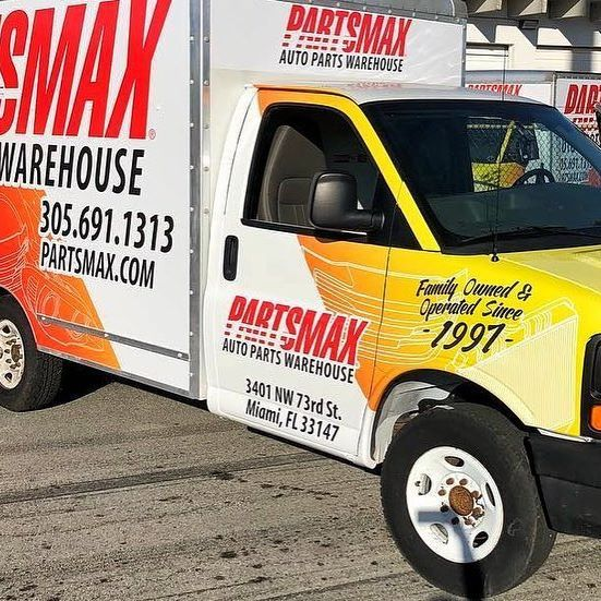 Partsmax - Miami Webpagedepot