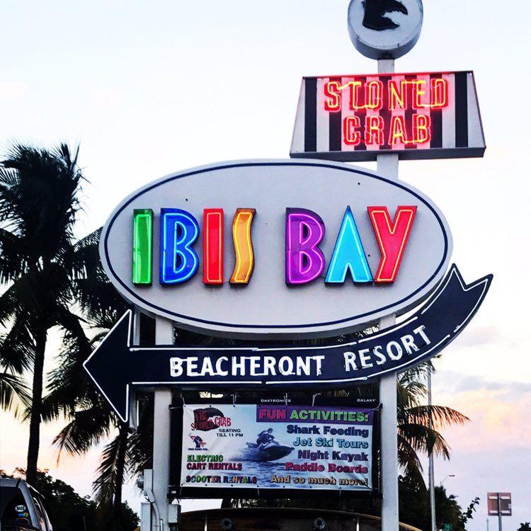 Ibis Bay Beach Resort - Key West Regulations