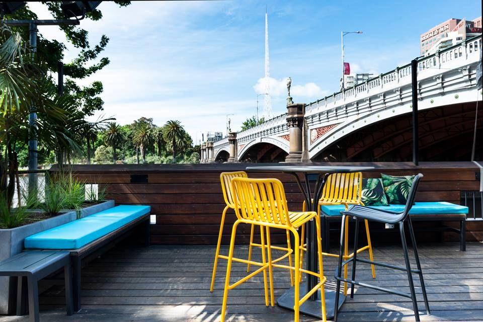 Riverland Bar - Melbourne Australian
