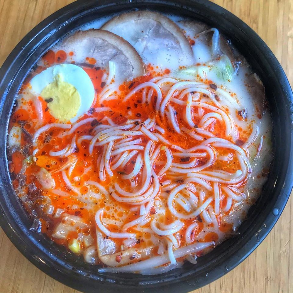 Blossom ice cream and the poke bowl - Brooklyn Regulations