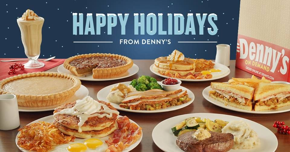 Denny's - Miami Reservation
