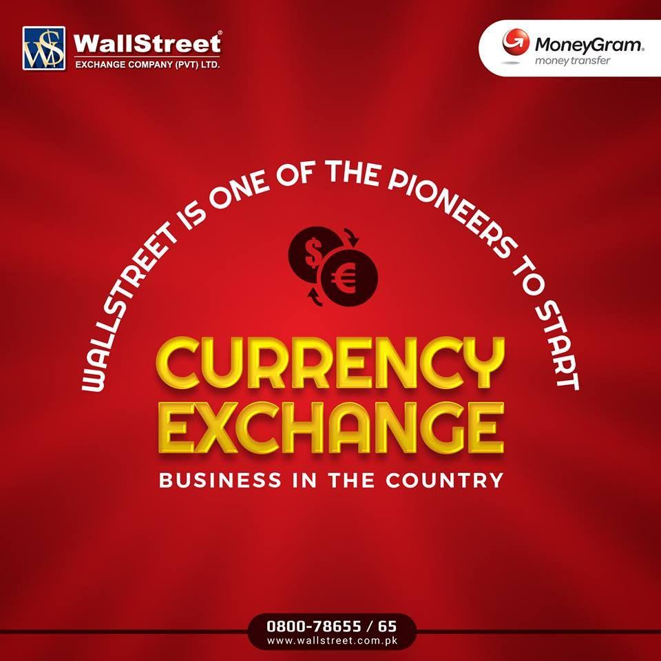 WallStreet Exchange Company - Lahore Organization