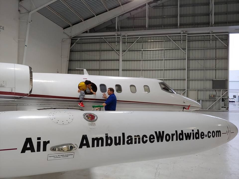 Air Ambulance Worldwide, Inc. - Clearwater Informative