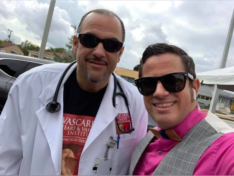Dr. Francisco Dieguez - Hialeah Cleanliness