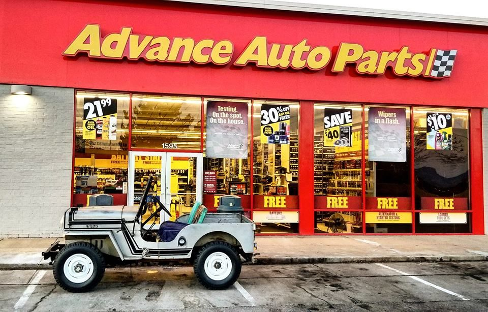 Advance Auto Parts - Key West Contemporary