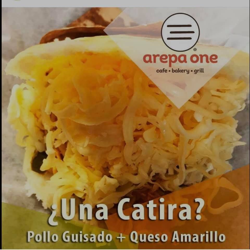 AREPA ONE - Hialeah Combination