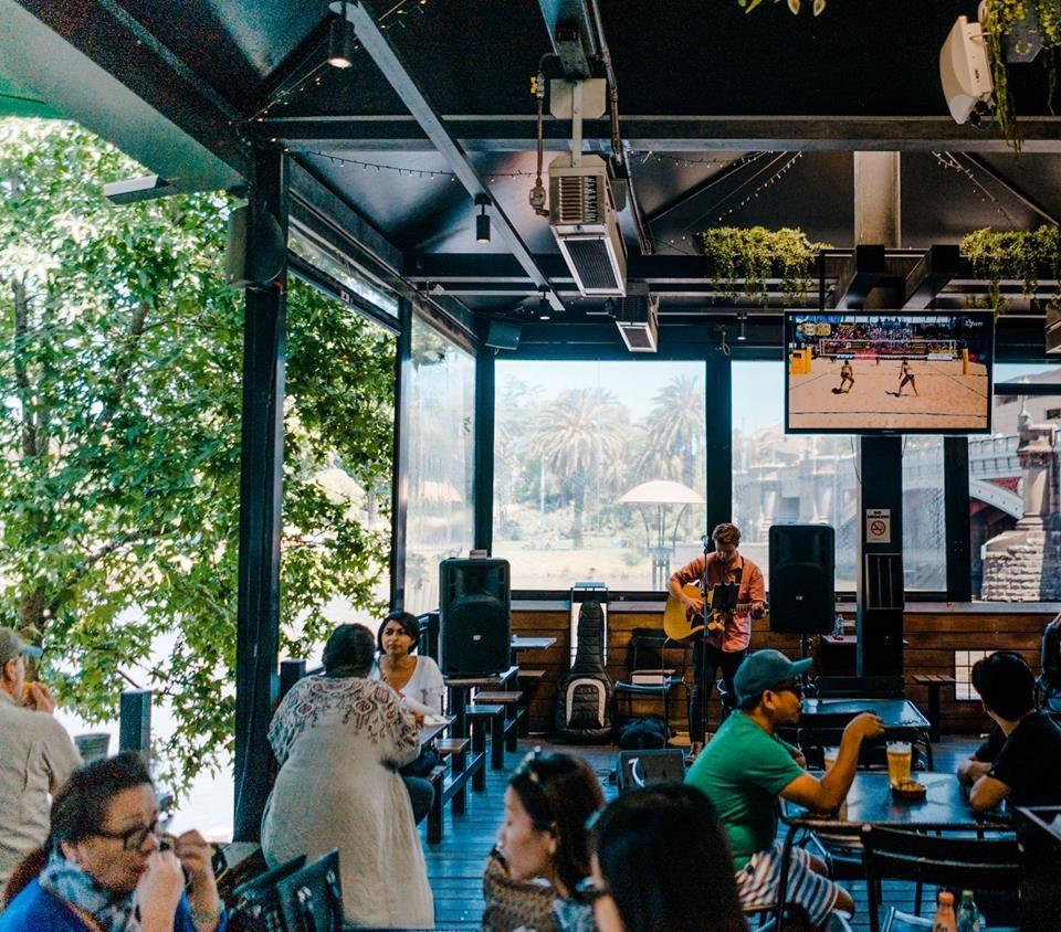 Riverland Bar - Melbourne Informative