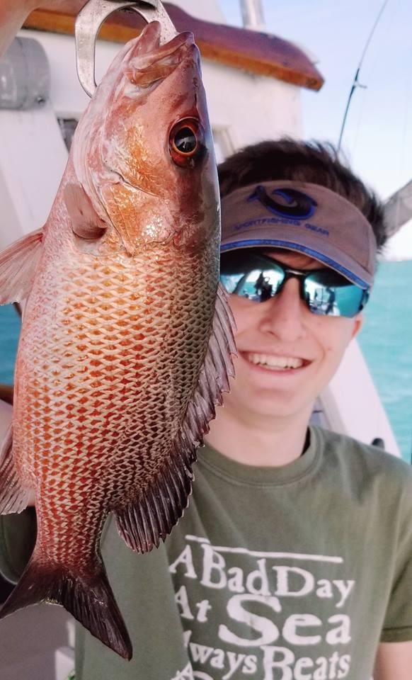 Rampage Fishing Charters Appointments