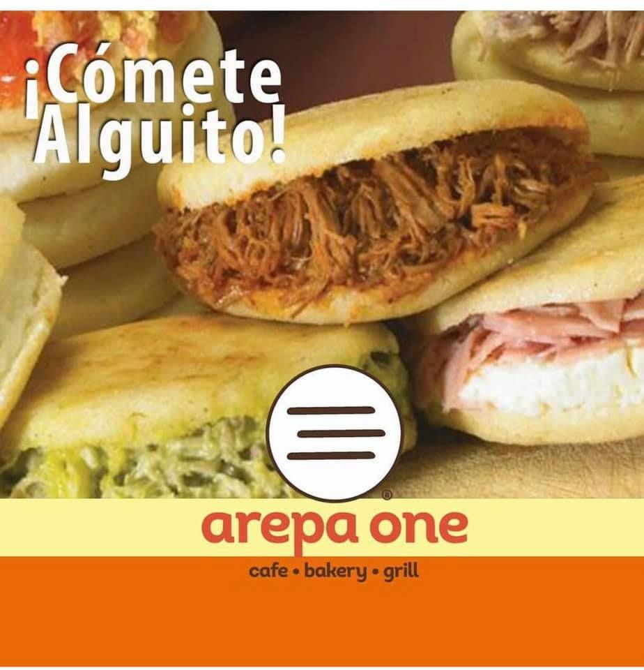 AREPA ONE - Hialeah Appropriate