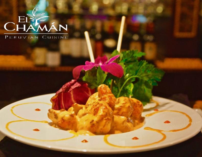 El Chaman Peruvian Restaurant - Tamiami Combination