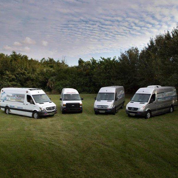 ACC Medlink Long Distance Medical Transport & Air Ambulance - Punta Gorda Convenience