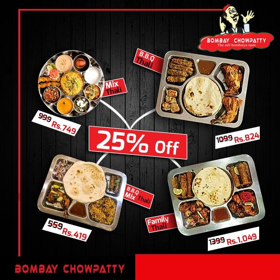 Bombay Chowpatty - Lahore Reservations