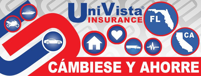 Univista Insurance - Tamiami Establishment