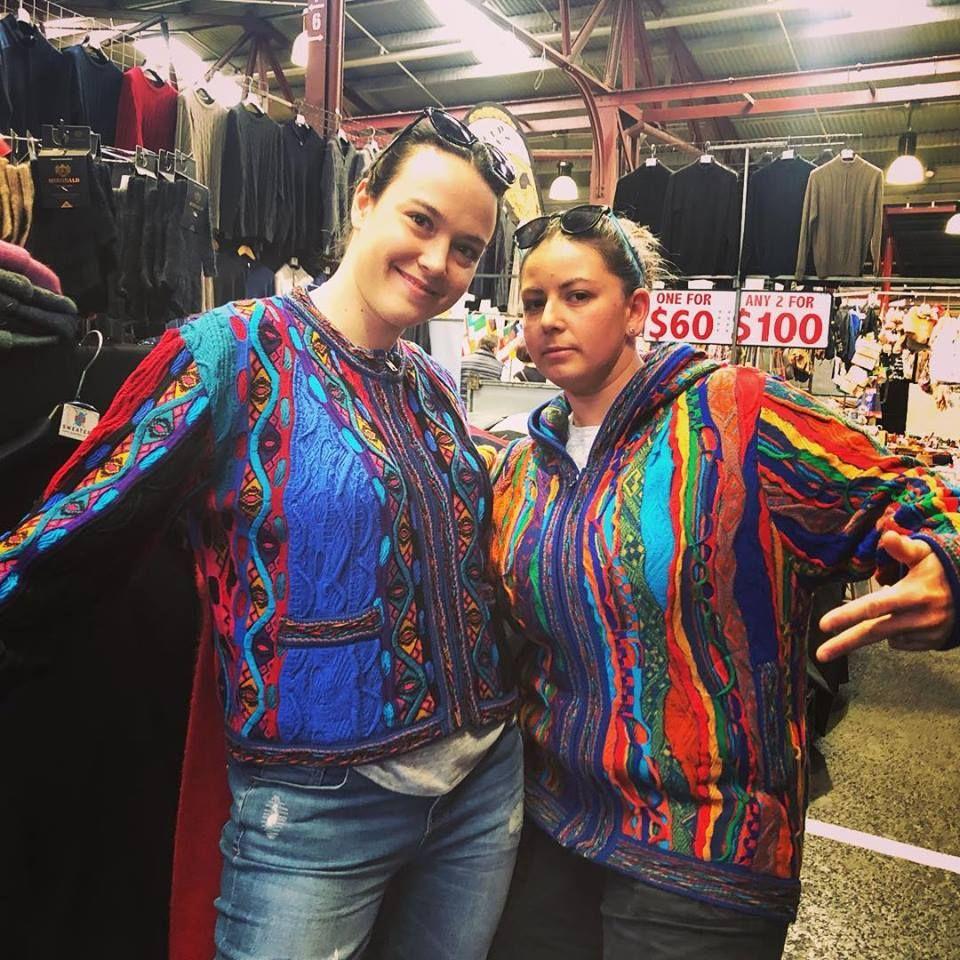 Sweaters Australia - Melbourne Reasonable
