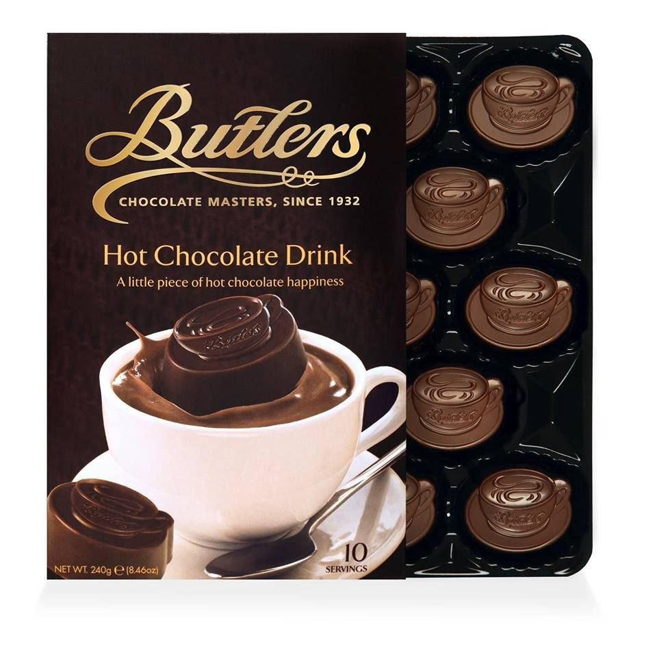 Butlers Chocolate Café - Lahore Informative
