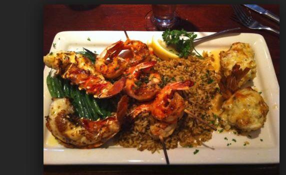 Pappadeaux Seafood Kitchen - Marietta Webpagedepot