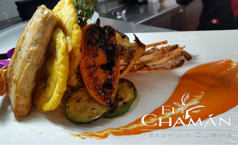 El Chaman Peruvian Restaurant - Tamiami Traditional
