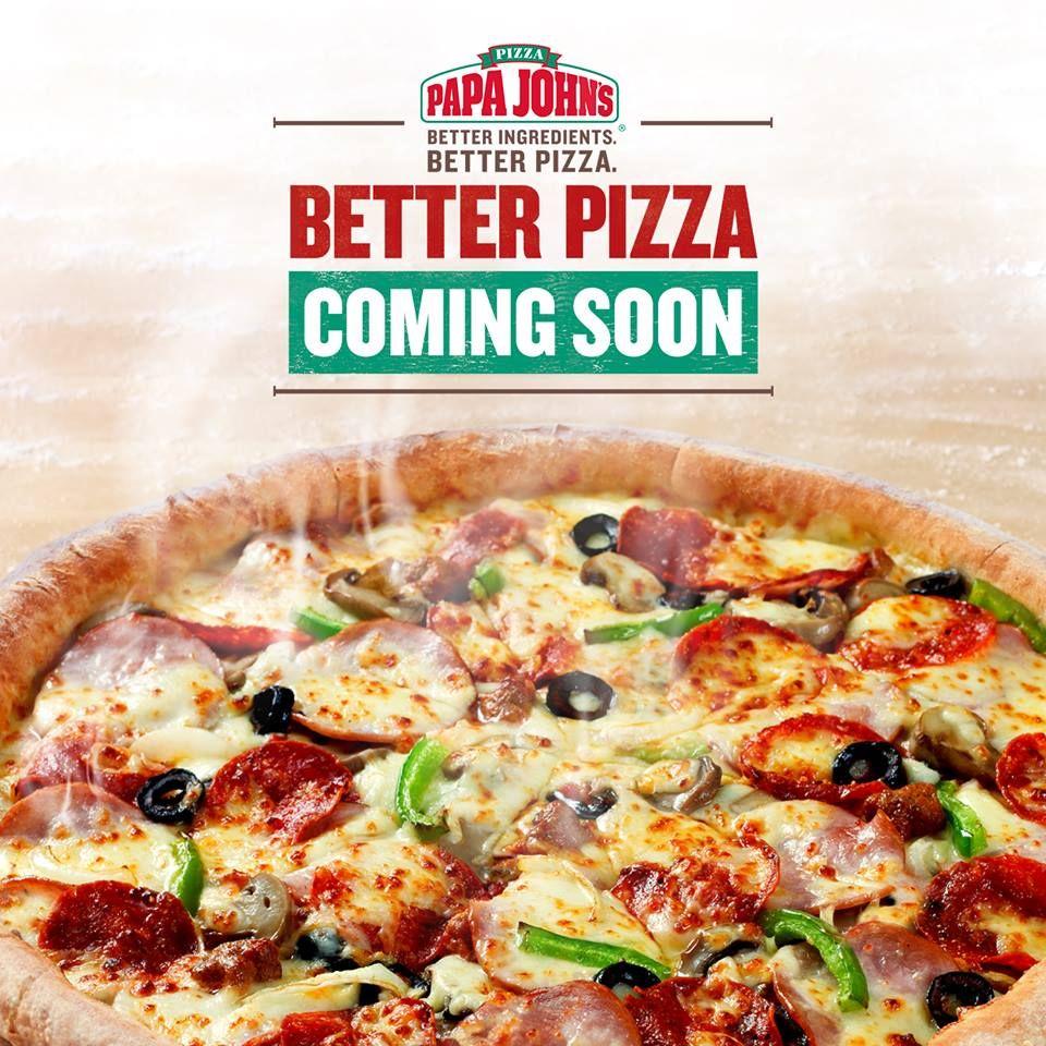 Papa John's Pizza - Hialeah Webpagedepot