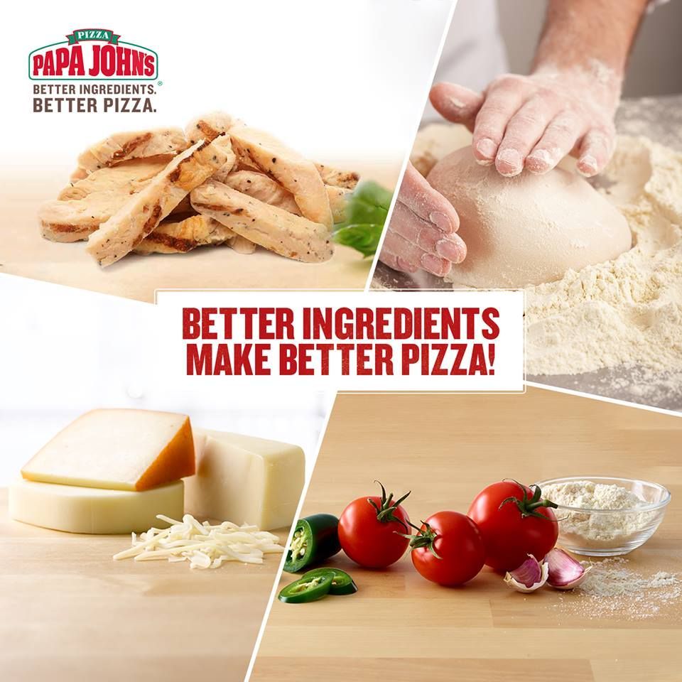 Papa John's Pizza - Hialeah Entertainment