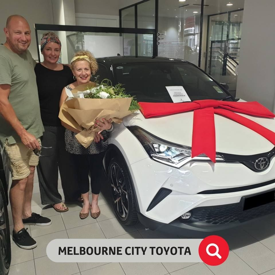 Melbourne City Toyota - Melbourne Wheelchair