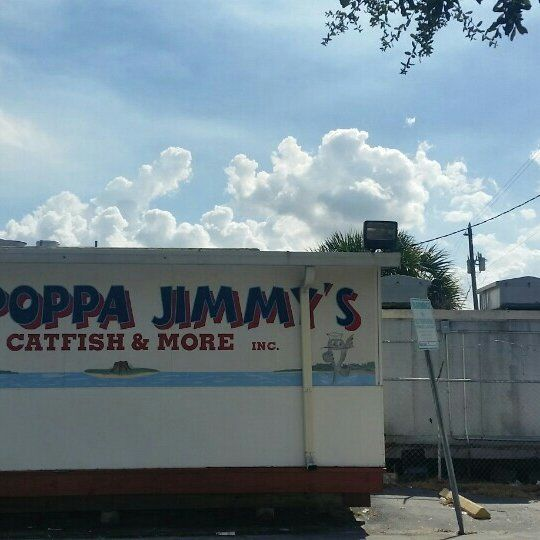 Poppa Jimmy's Catfish & More - Pahokee Accessibility