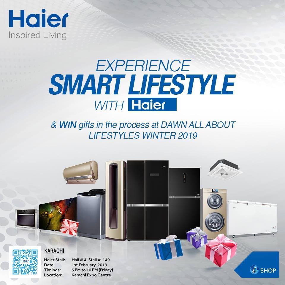 Haier - Lahore Informative