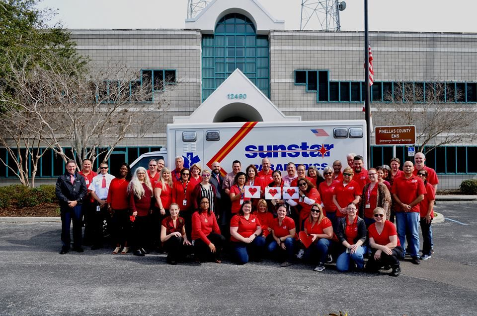 Sunstar Paramedics - Largo Accessibility