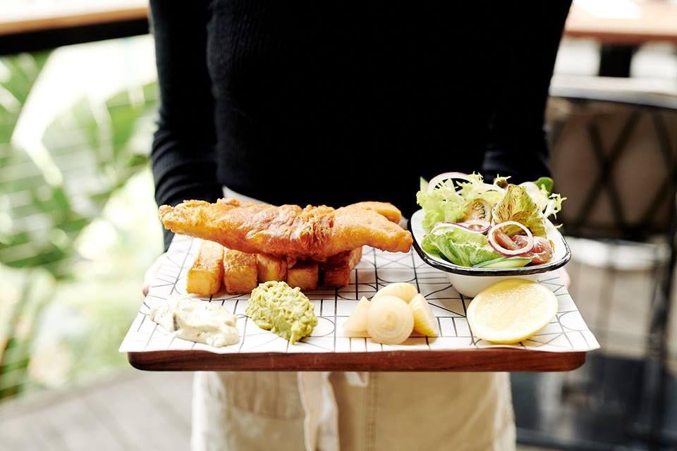 Arbory Bar & Eatery - Melbourne Establishment