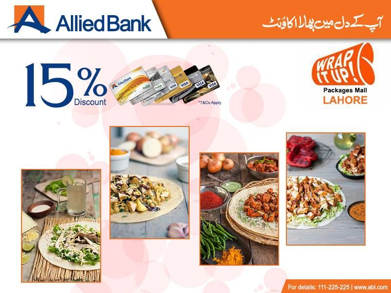 Allied Bank - Lahore Wheelchairs