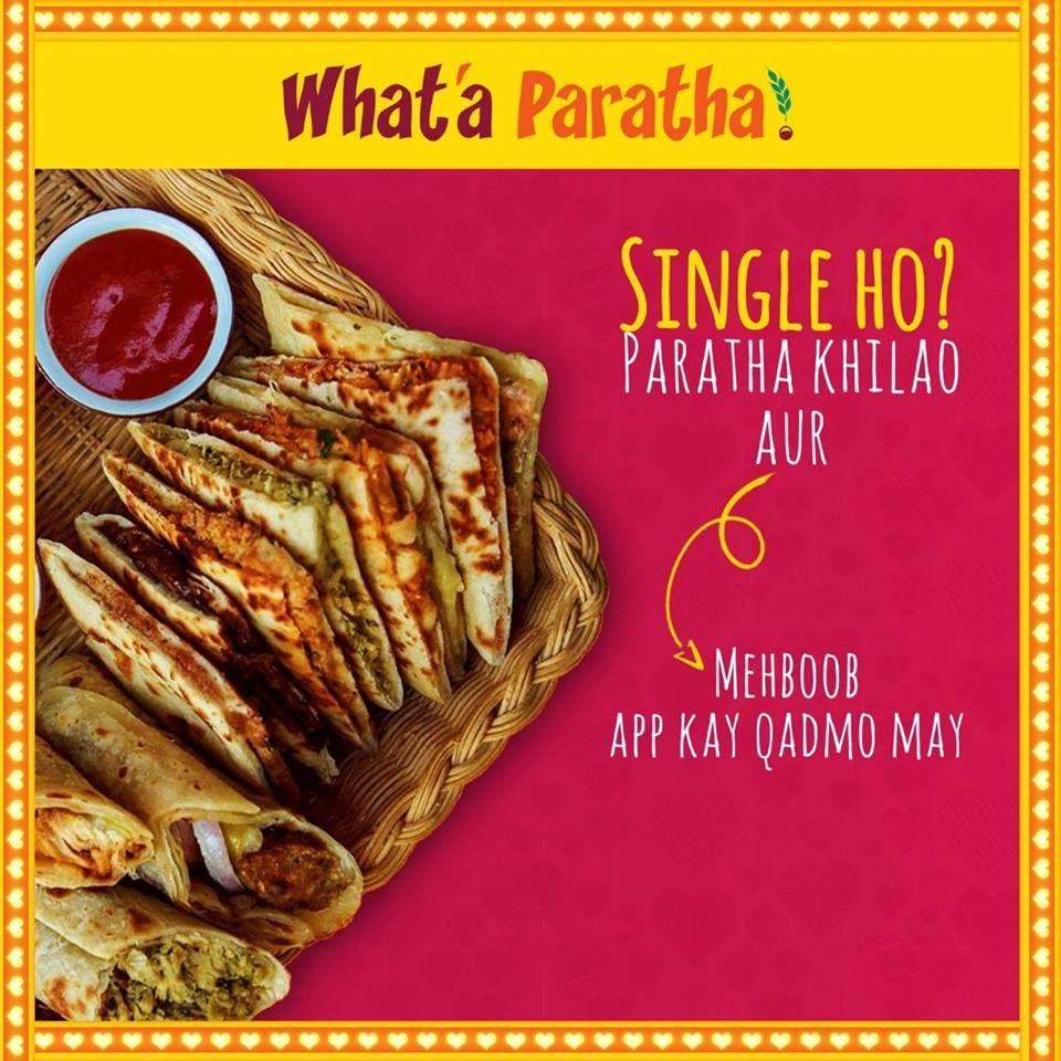 What'a Paratha - Lahore Entertainment