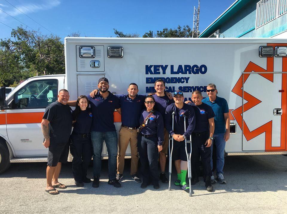 Key Largo Volunteer Ambulance - Key Largo Webpagedepot