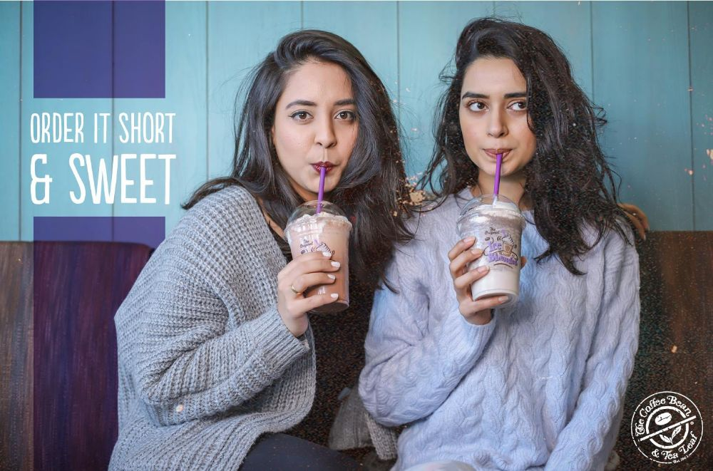 The Coffee Bean & Tea Leaf - Lahore Establishment