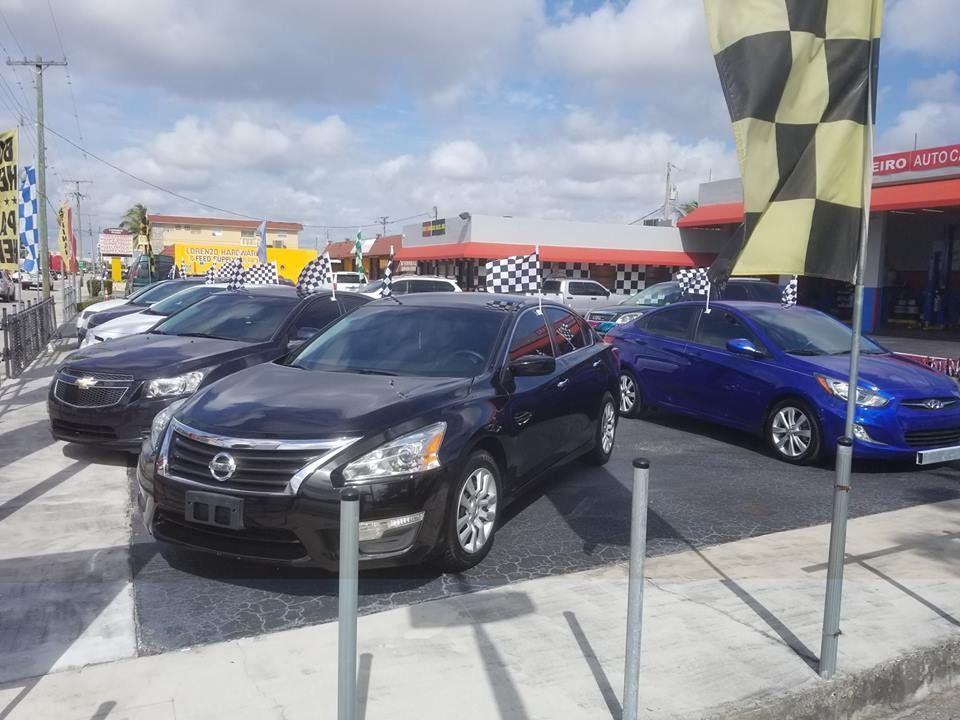 Drive Now Car Sales - Hialeah Documentation